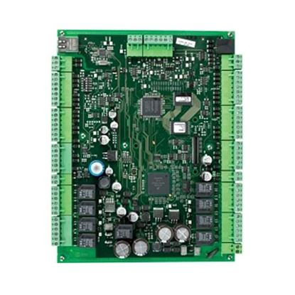 Picture of HONEYWELL NetAXS-4 Control Panel. NetAXS PCB Board with Manual.