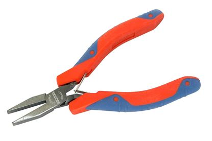 Picture of GOLDTOOL 120mm Long Nose Mirror Polished CRV Precision Plier. 28mm