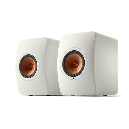 """Picture of KEF LS50 Wireless 2 HIFI Speakers 5.25"""" 12th Generation Uni-Q with"""