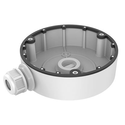 Picture of HILOOK Junction Box Designed for Dome Camera. Aluminum Alloy.