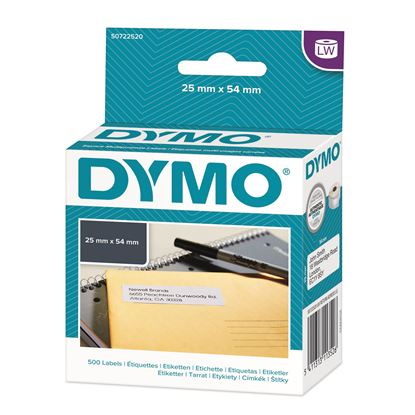 Picture of DYMO Genuine Labelwriter Return Address Labels.1 Roll (500