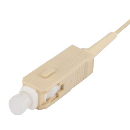 Picture of DYNAMIX 2M SC Pigtail OM4 12x Pack Coloured Coded, 900um Multimode