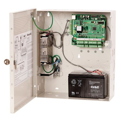 Picture of HONEYWELL NetAXS-123 Control Panel 1 Door, Standard Metal Enclosure.