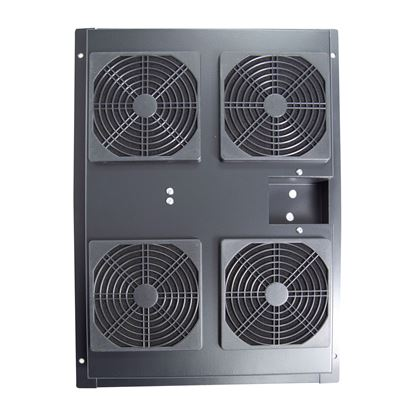 Picture of DYNAMIX Fan Drop in Tray for SS & ST Series Cabinets. 450mm x 330mm