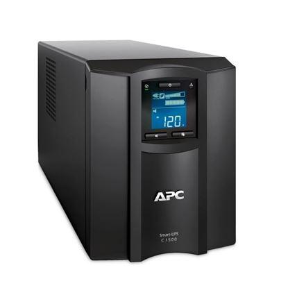 Picture of APC Smart-UPS SMC Series Line Interactive. 1500VA (900W) Tower.