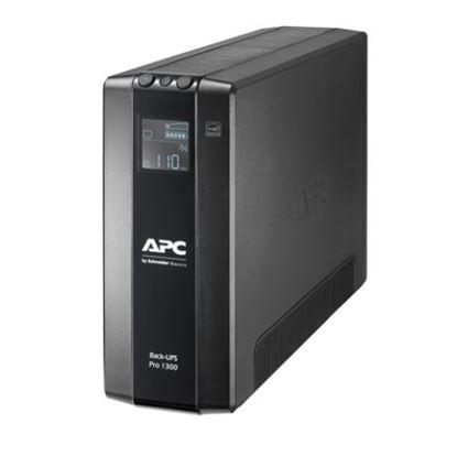 Picture of APC Back-UPS PRO Line Interactive 1300VA (780W) with AVR, 230V
