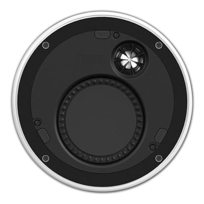 Picture of KEF Ultra Thin Bezel Low Profile 4.5in Round In-Wall/Ceiling Speaker