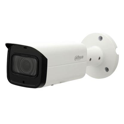Picture of DAHUA 4MP WDR IR Bullet IP Camera. 2.7~13.5mm Motorised Lens.