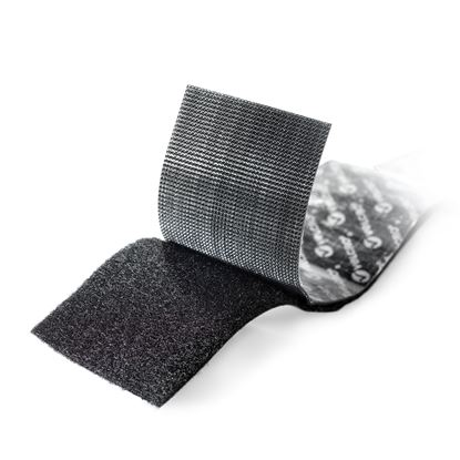 Picture of VELCRO High Strength Adhesive 50mm x 22.8m Hook & Loop Roll. Designed