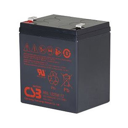 Picture of CSB 12V 25W/5AH Replacement Battery. To suit 3S550AU (1),