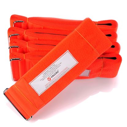 Picture of VELCRO LOGISTRAP 100mm x 5m Self- Engaging Re-usable Strap. Designed