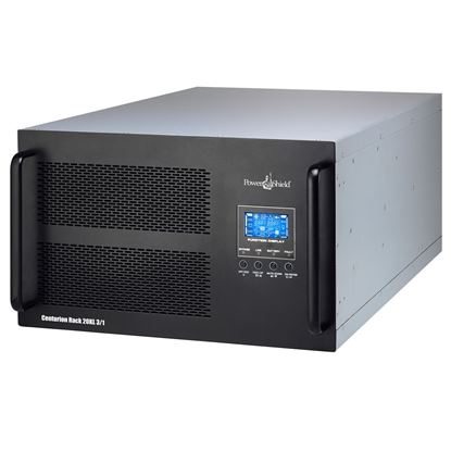 Picture of POWERSHIELD Centurion 20kVA Rack Mount UPS. 240VAC or 415VAC In /