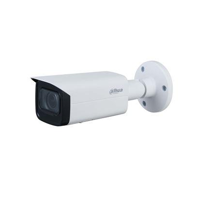 Picture of DAHUA 4MP WDR AI IR Bullet IP Camera 2.7~13.5mm Motorised Lens.