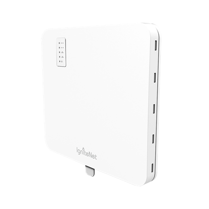 Picture of IGNITENET MU-MIMO Dual-Band AC1200 Wave 2 WiFi  Access Point. Cloud
