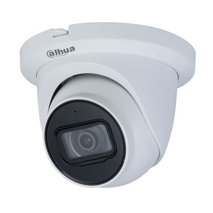Picture of DAHUA 8MP WDR IR Fixed -Focal Eyeball Network Camera. 2.8MM